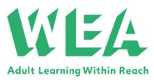 WEA logo