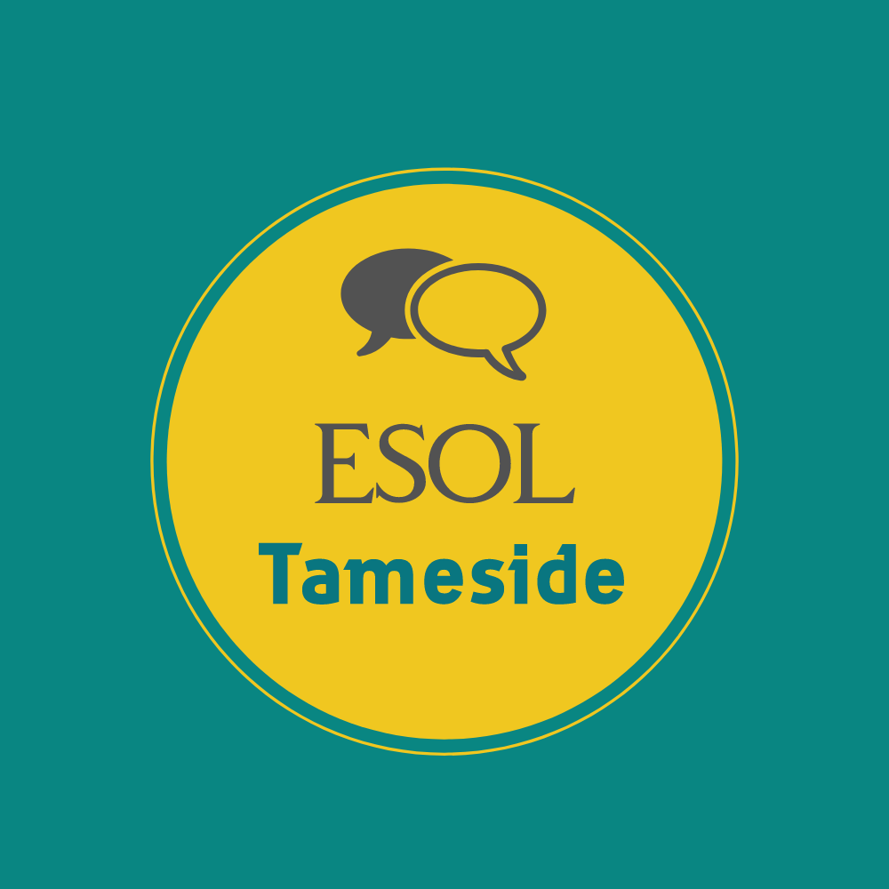 Tameside ESOL logo