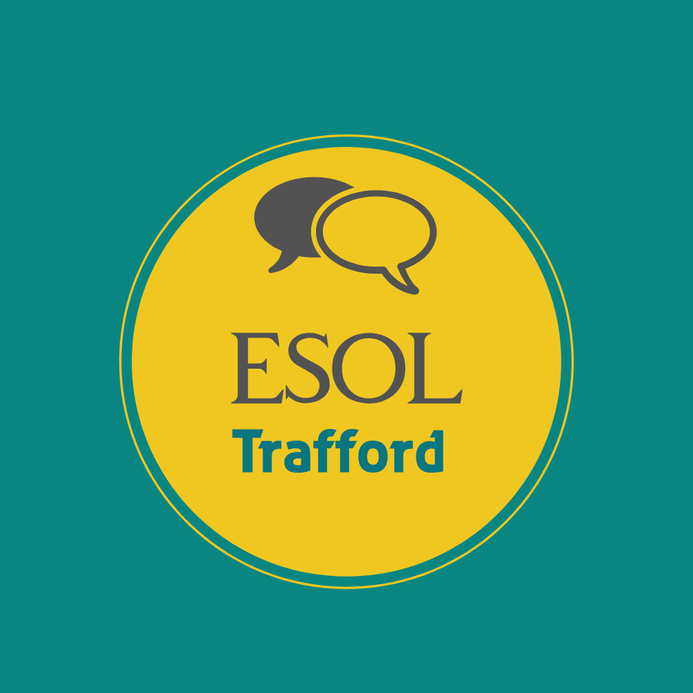 Trafford ESOL logo