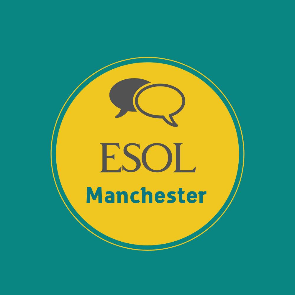 Manchester ESOL logo
