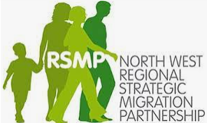 North West Regional Strategic Migration Partnership logo